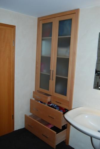 cn massivholzm bad einbauschrank. Black Bedroom Furniture Sets. Home Design Ideas